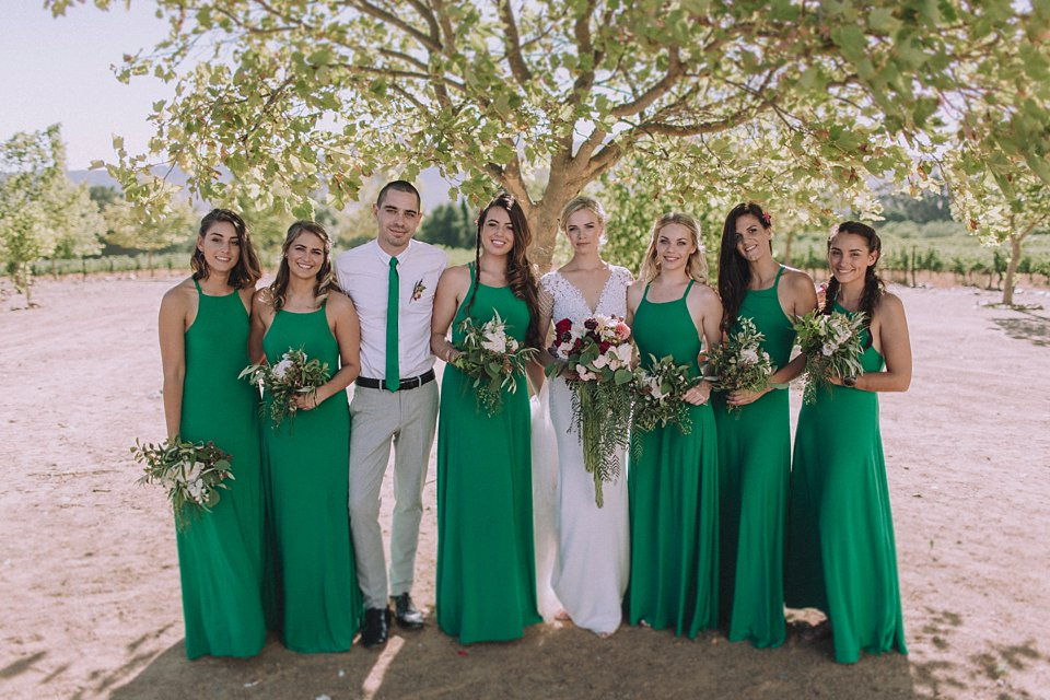 Anli Wahl Retha & Clement Wedding Montpellier Tulbagh14