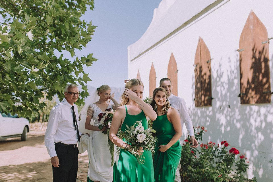 Anli Wahl Retha & Clement Wedding Montpellier Tulbagh4