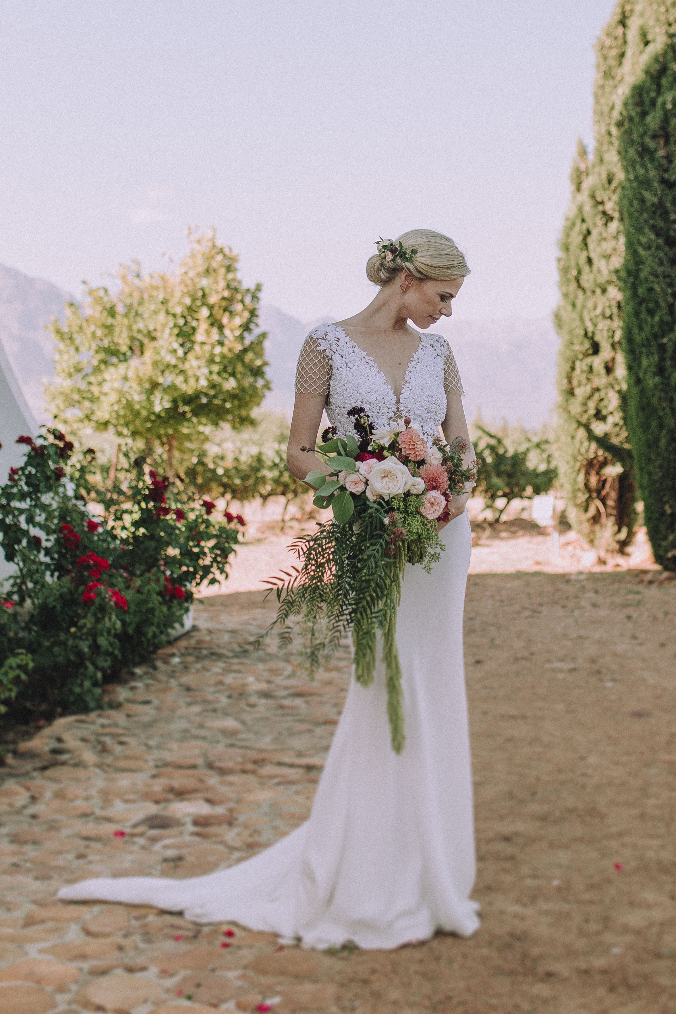 Anli Wahl Retha & Clement Wedding Montpellier de Tulbagh38