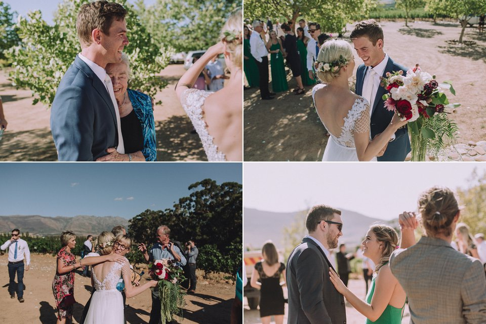 Anli Wahl Retha & Clement Wedding Montpellier Tulbagh12