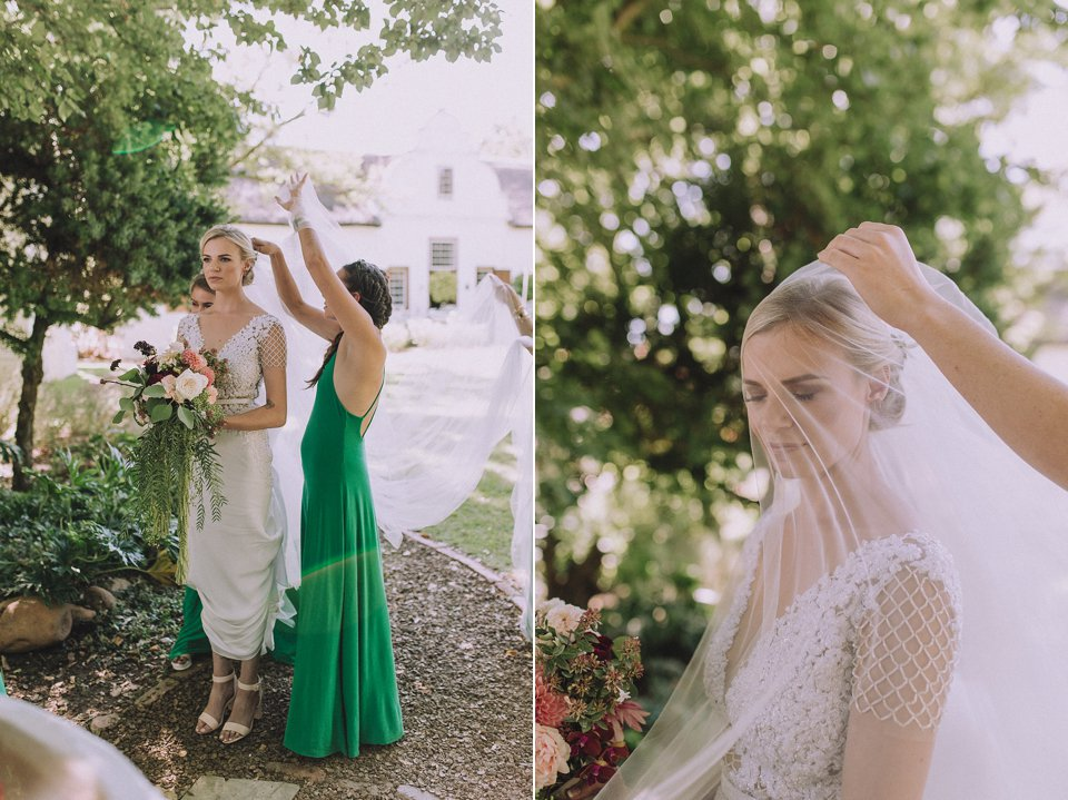 Anli Wahl Retha & Clement Wedding Montpellier Tulbagh3