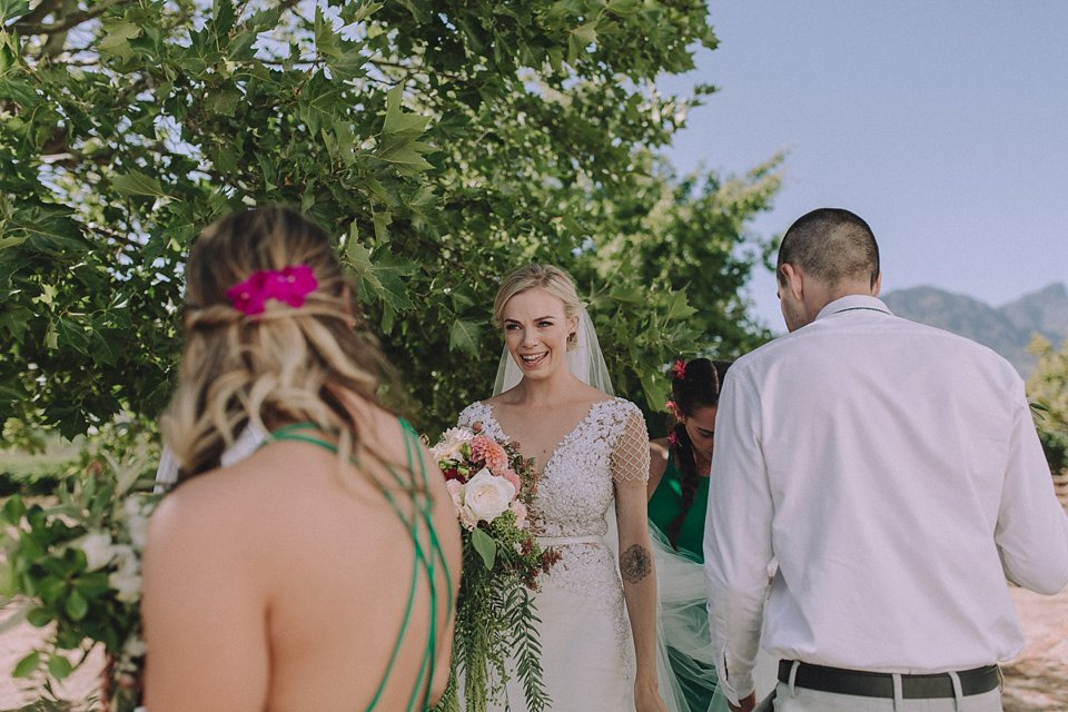 Anli Wahl Retha & Clement Wedding Montpellier Tulbagh5