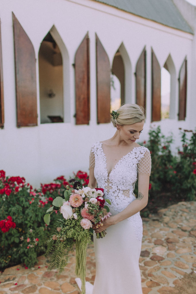 Anli Wahl Retha & Clement Wedding Montpellier de Tulbagh37